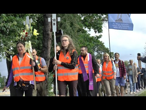40. Piesza Pielgrzymka na Jasną Górę Biała Podlaska