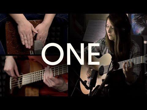 One - Metallica (ukulele Cover By Natalya Obukhova Ft PopMusicRu)