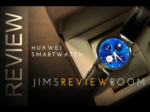Huawei Smartwatch - REVIEW (Best Smartwatch for now?)