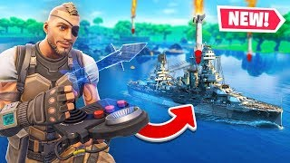 2V2 BATTLESHIP in Fortnite Battle Royale