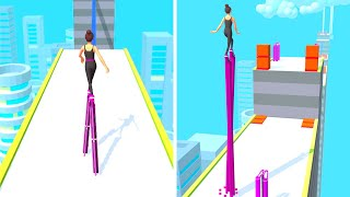 High Heels - All Levels Gameplay Android, iOS screenshot 2