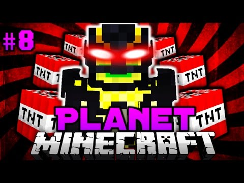 Der SUPERSCHURKE ist ZURÜCK?! - Minecraft Planet #8 [Deutsch/HD]