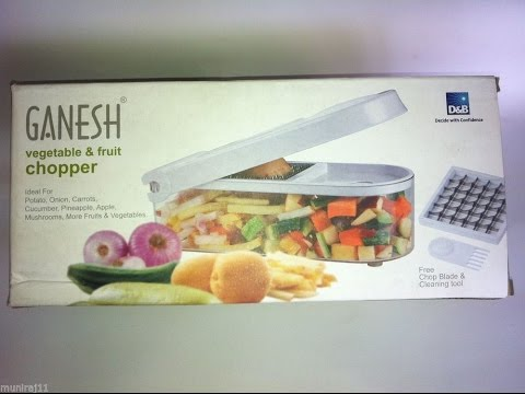 chopper machine vegetable specially