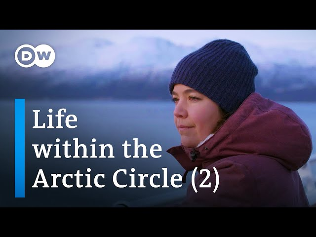 Tour of the Arctic (2/2) – from Greenland to Alaska   DW Documentary