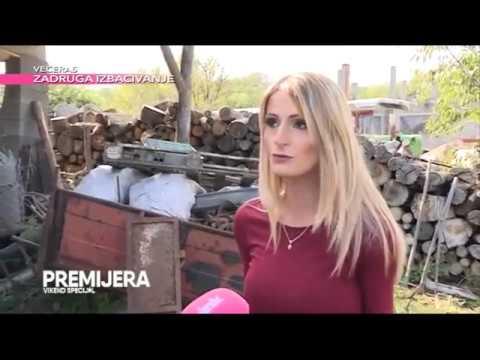Rada Manojlovic - Prilog iz Cetereza - Premijera vikend specijal - (TV Pink 15.10.2017.)