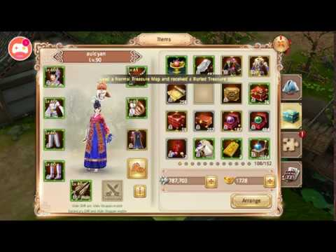 Age Of Wushu Dynasty Treasure Map Tips Part 1 7 Youtube
