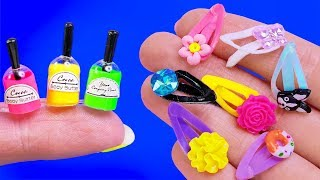 19 NEW BARBIE HACKS AND CRAFTS AT 5 MINUTES 〜 Aquarium, Hairpins, Dress and more