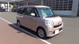 2016 New DAIHATSU MOVE CANBUS - Exterior & Interior