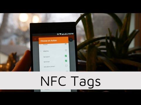 NFC Tags - Top 5 Uses
