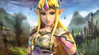 Hyrule Warriors - 2-Player Co-op Gameplay