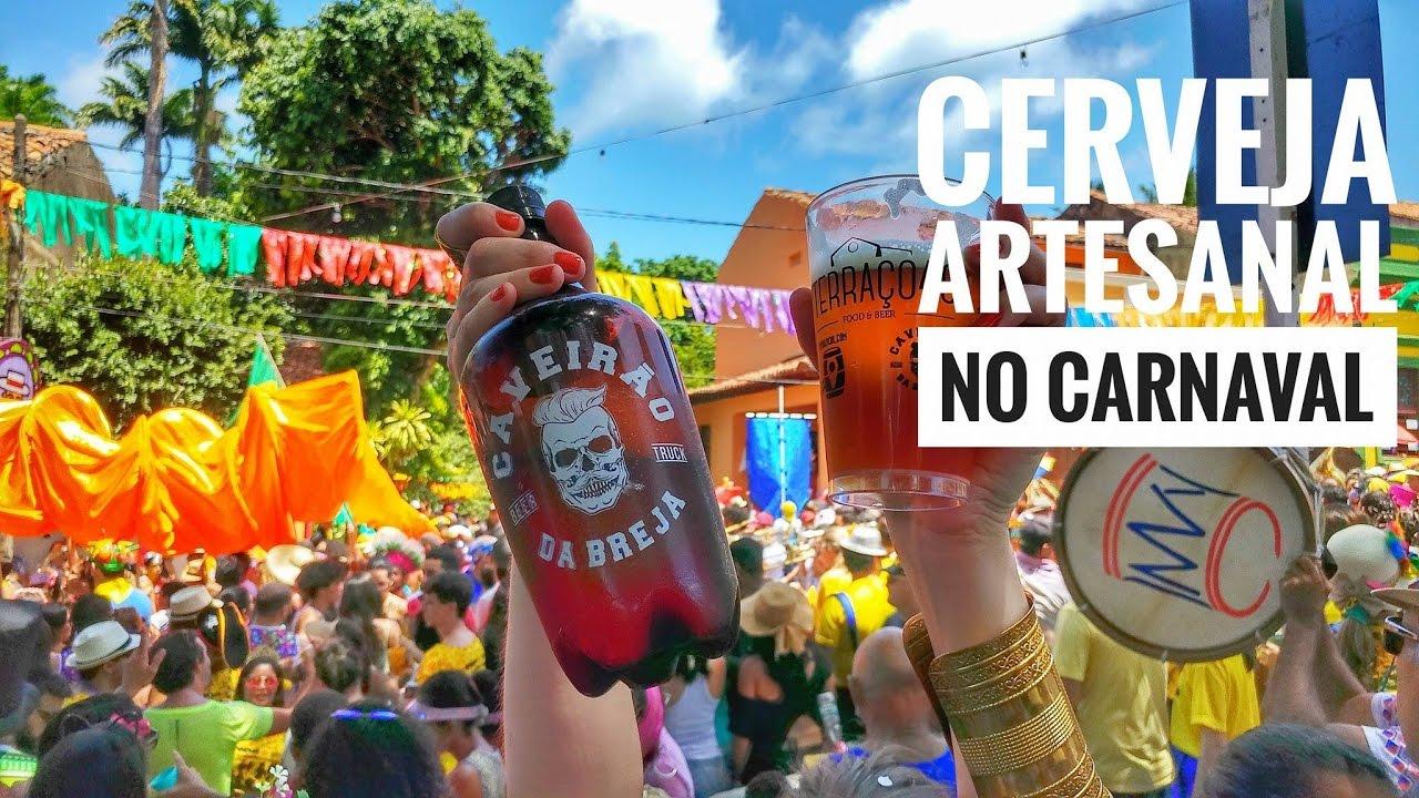 Artesanato Junino Com Rolo De Papel Higienico ~ Cerveja Artesanal no Carnaval de Olinda e Recife Rock