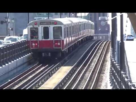 The MBTA Red Line
