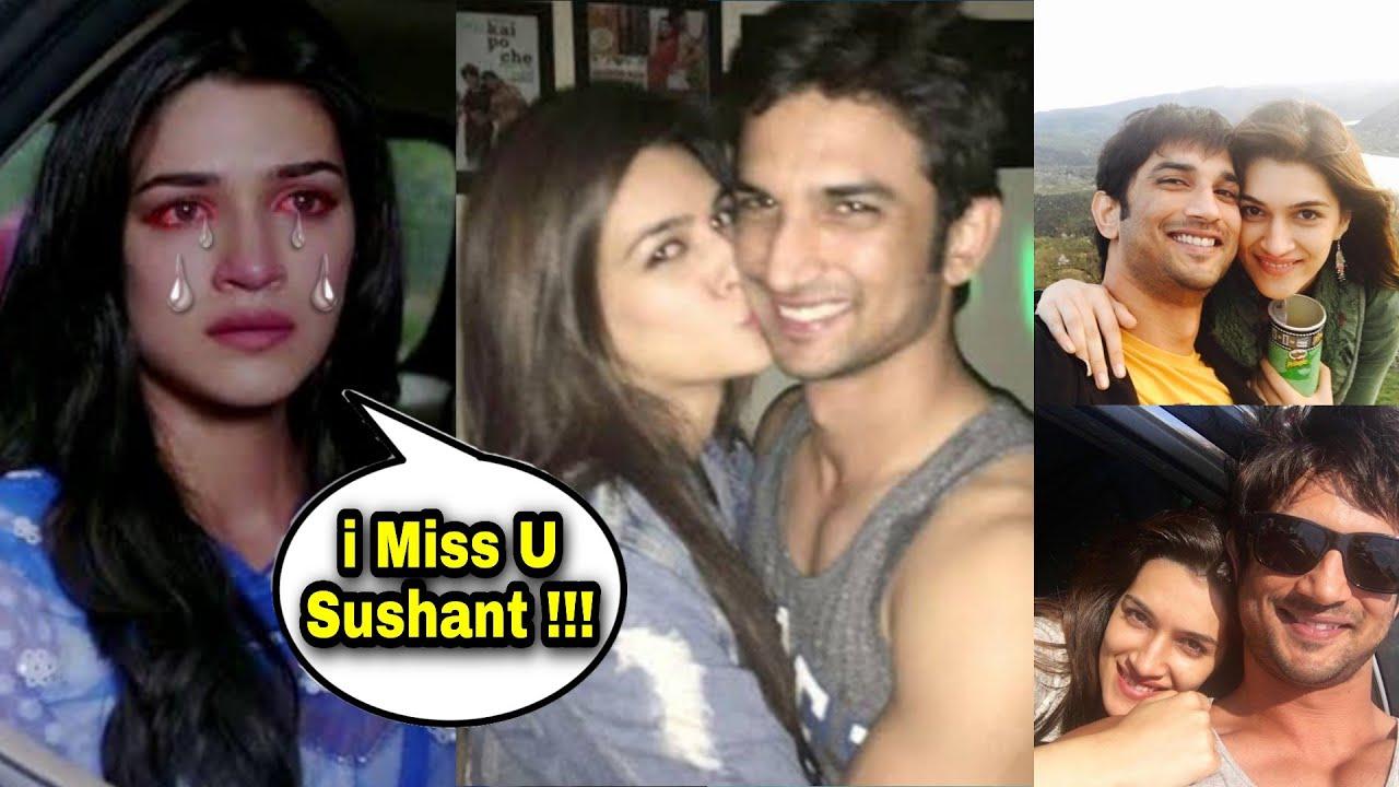 Secret Love Story of Sushant Singh Rajput and Kriti Sanon