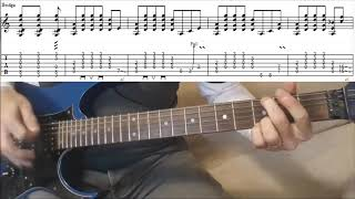 How to play AC\DC's Hell or High Water (w\tabs)