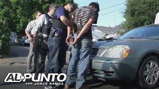 Así son las redadas realizadas por agentes de ICE para detener a indocumentados