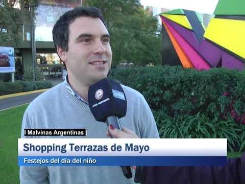 Malvinas Argentinas Shopping Terrazas De Mayo Festejos Del Día Del Niño