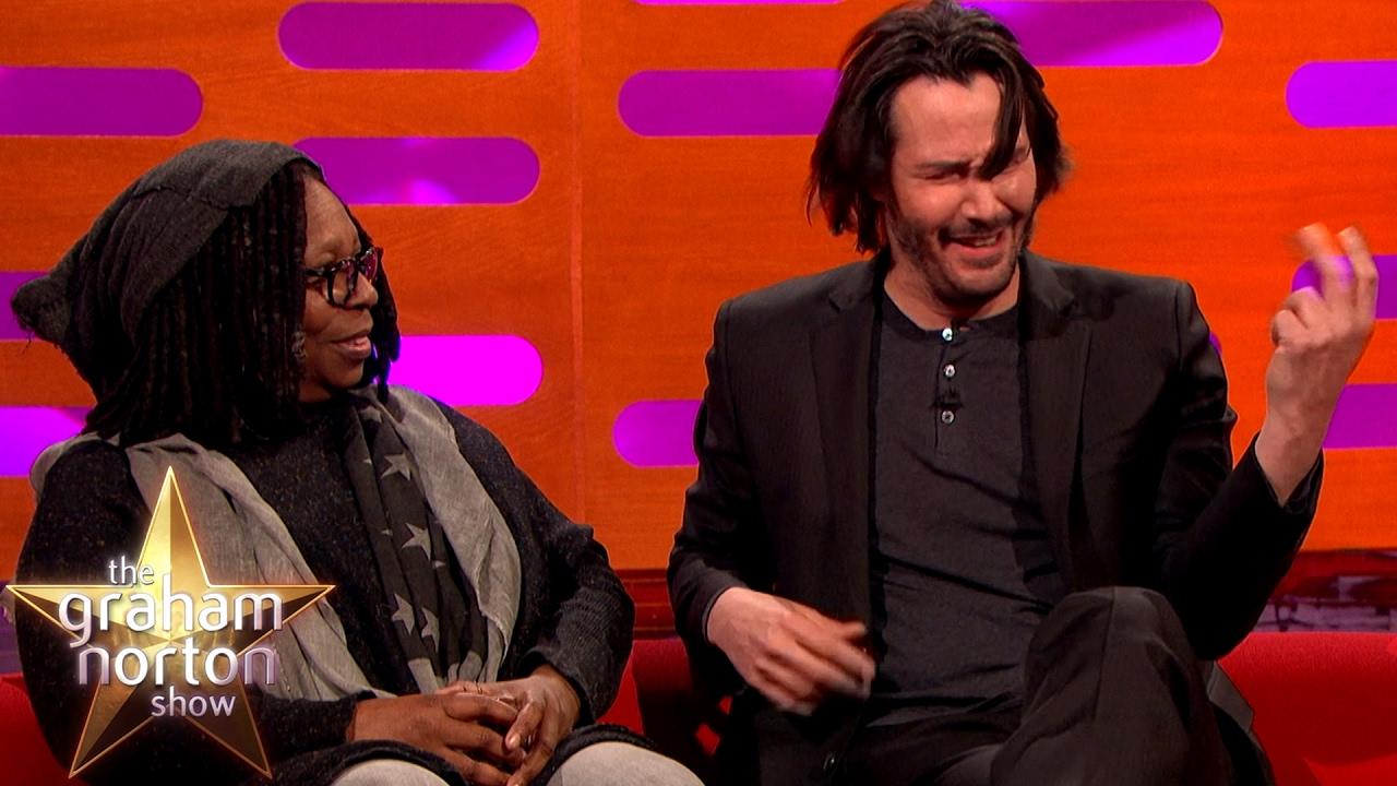 Bill Teds Excellent Middle Aged Adventure Keanu Reeves Teases