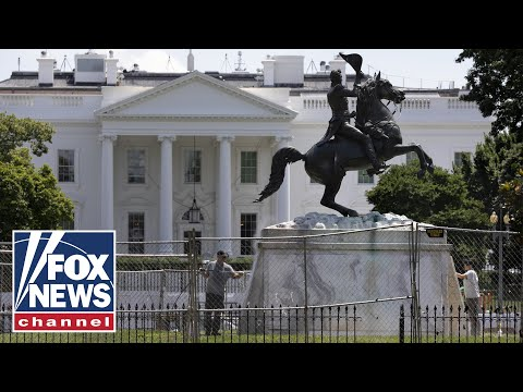 National Guard to statue looters: You 'won't be successful'