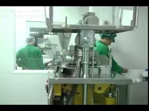 โรงงานผลิตอาหารเสริมของทางร้าน ในประเทศมาเลเซีย
