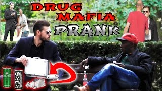 DRUG MAFIA PRANK ! | PvP