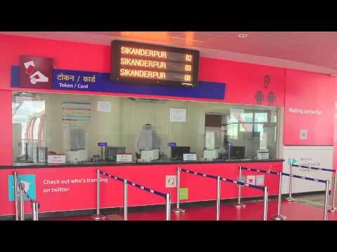 Rapid Metro Gurgaon