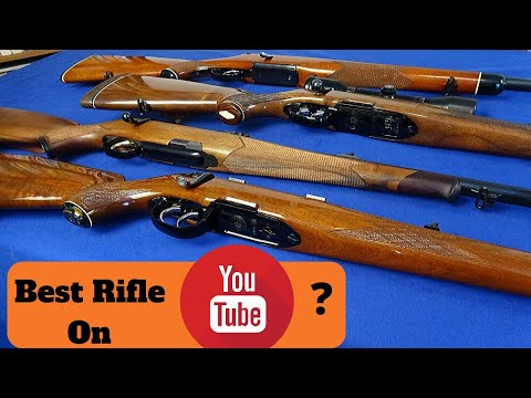 Absolute BEST Rifle???