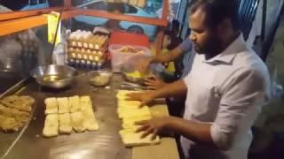 pakistanlı abimiz sandviç yapmakta çığır açmış