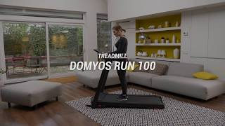 DOMYOS TREADMILL RUN 100 Product description | Decathlon Thailand
