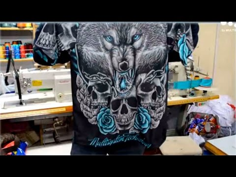 Sublimation printing on sports wear 605f565ed