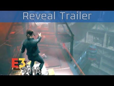 Control - E3 2018 Reveal Trailer [HD]