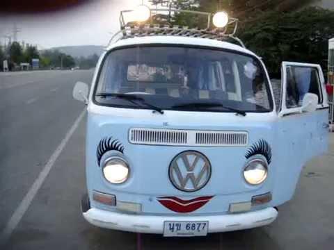 Kombi Volkswagen UBOLRATANA