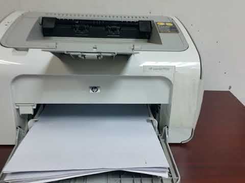 Hp Laser Jet P1102 P1102w P1015 P1005 P1566 انحشار الورقة او عدم سحب الورق Youtube