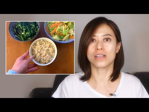 Yes, I've been eating rice... Resistant starch explained