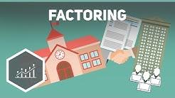 Was ist Factoring? - einfach erklärt ● Gehe auf SIMPLECLUB.DE/GO & werde #EinserSchüler