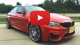 2016 BMW M3 Competition Package DCT Quick Spin | Chicago News