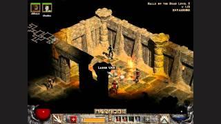 Diablo 2 LoD Assn Run: A2Q2P1 - Horadric Cube