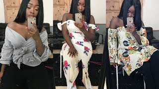ZAFUL TRY ON HAUL FOR CURVY WOMEN | SUMMER OUTFITS 2017