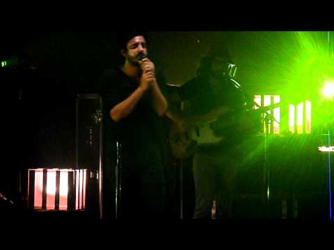 Young The Giant- God Made Man- Wiltern 2/11/12