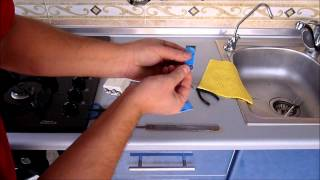Фото Установка пластины в конвертер