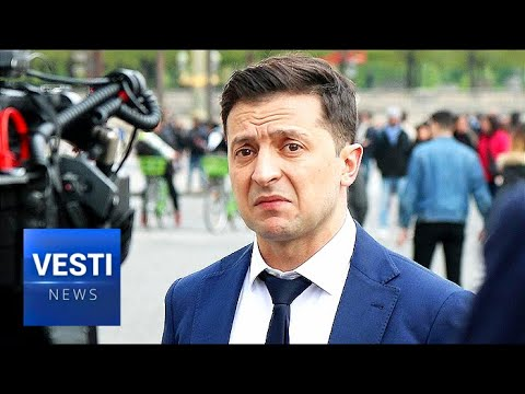 Zelensky More of the Same? Little Hope For Peace in Donbass With New Ukrainian President