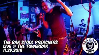 The Bar Stool Preachers : San Diego Punk