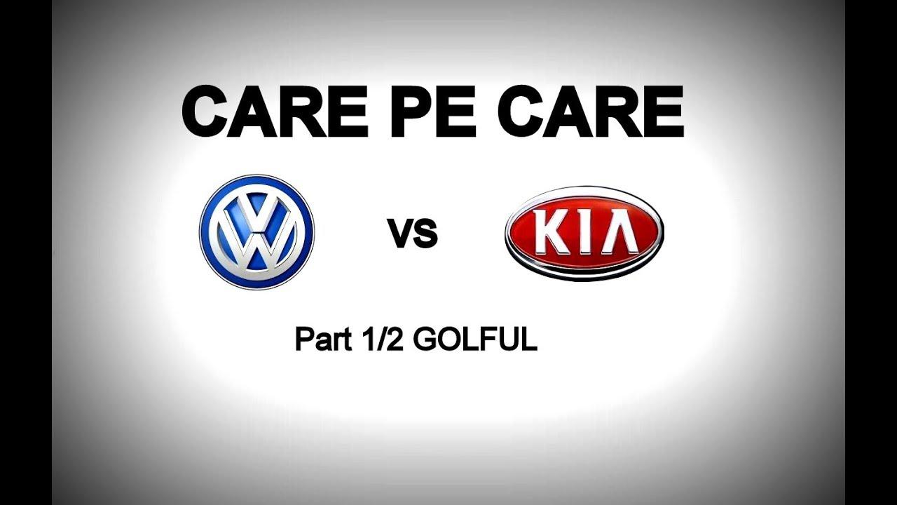Volkswagen Golf 5 second hand. Cel mai fiabil motor de Golf 5. CARE pe CARE ep01