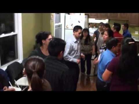 CLARA CONFIRMACION, IGLESIA ASUNCION PEEKSKILL 2013, PARTE# 2