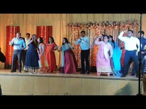 Group Dance Hello Hello Tu Floor Per Jab Tu Aai By Shiv Shakti Group