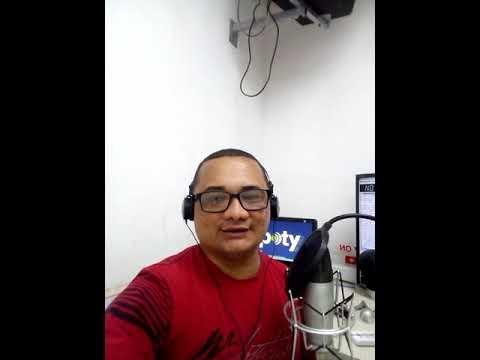 Radialista Mateus De Sá