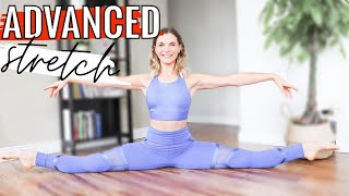 ADVANCED STRETCH FOLLOW ALONG