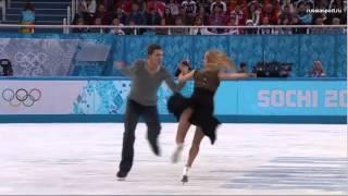 Екатерина Боброва, Дмитрий Соловьев. Олимпиада 2014. Произвольный танец