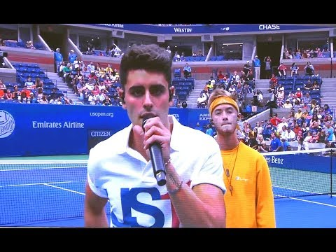 Jack & Jack, Distraction, Live at US Open Arthur Ashe Kids Day 2017
