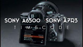 НАЛАШТУВАННЯ ТАЙМКОДА на SONY A6500 і SONY A7R3.