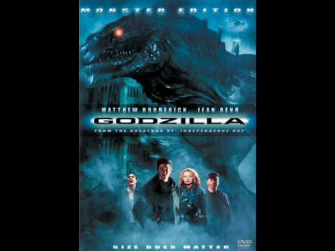 "The godzilla 1998 song ""come with me"""